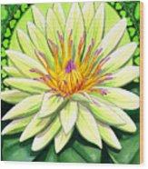 Heart Chakra Wood Print