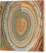 Heart Of The Tree Wood Print