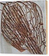 Heartfelt - Tile Wood Print