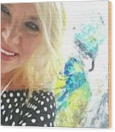 Heather Roddy Wood Print