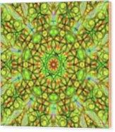 Heaven Wood Print