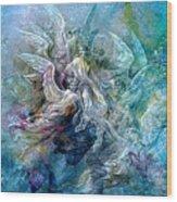 Heavenly Queen 2 Wood Print