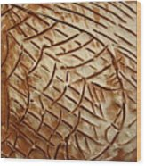 Heavenly Thoughts - Tile Wood Print