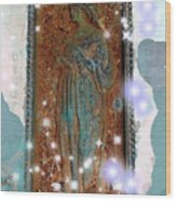 Heaven's Doorway Wood Print