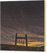 Heaven's Gate Wood Print