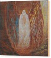 Heavens Watch Wood Print