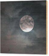 Heaven's Work Wood Print