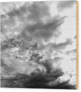 Heavenward Wood Print