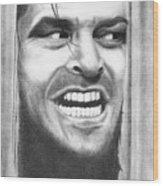 Heeeres Johnny Wood Print