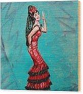 Helen In Teesri Manzil Wood Print