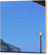 Hellenic Dream Wood Print