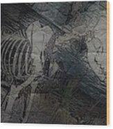 Hellhound  Wood Print