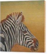 Hello Africa Wood Print