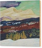 Helmer Osslund,   Autumn Wood Print
