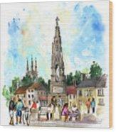 Helmsley 03 Wood Print