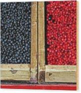 Helsinkian Berries Wood Print