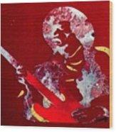 Hendrix Wood Print