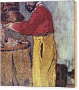 Henri De Toulouse-lautrec Wood Print