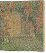 Henri Le Sidaner Wood Print