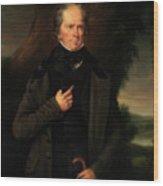 Henry Clay Wood Print