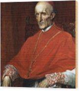 Henry Edward Manning Wood Print