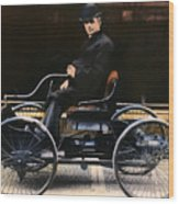 Henry Ford, 1863-1947 Wood Print
