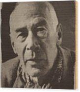 Henry Miller 1 Wood Print