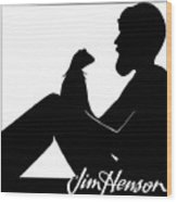 Henson's Moment Wood Print