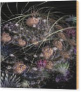 Herbaceous Wood Print