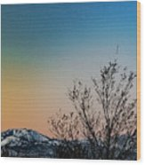 Hevenly Wash Wood Print