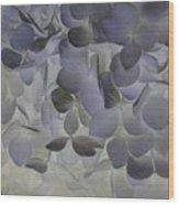 Hibiscus Translucent Wood Print