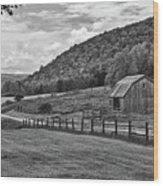 Hickory Hills 0425 Wood Print