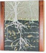 Hidden... Wood Print