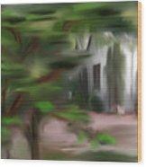 Hidden Wood Print