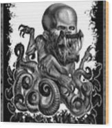 Hideous Truth About An Unknown Birth Wood Print