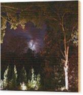 Higdon House Inn Wood Print