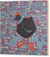Higgeldy Piggeldy Wood Print