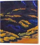 High Country 10108 Wood Print