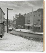 High Street, Lye - 1960's    Ref-60 Wood Print