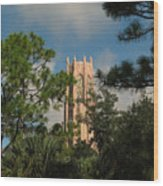 High Tower Wood Print