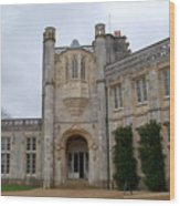 Highcliffe Castle Dorset Wood Print