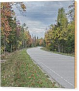 Highway 58 Wood Print