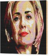 Hillary Wood Print