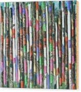Hint Of Tiger - Sold Wood Print