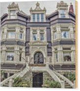 Historic Old Louisville - William Wathen House 1895 Wood Print