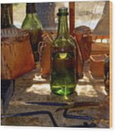 Historic Still Llife  Wood Print