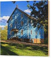 Historic Walnford Gristmill Wood Print