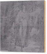 History Wood Print