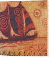 Hokulea 10 Wood Print