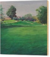 Hole 6 Natures Kiss Wood Print